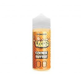 Loaded Cookie Butter 120ml