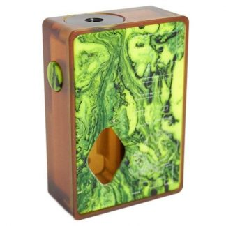 Purge Mods Resin Green Squonk