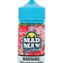 Mad Man Iced Out Strawberry